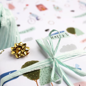 Lovely Things Any Occasion Wrapping Paper