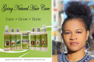 Gong Natural Hair Care