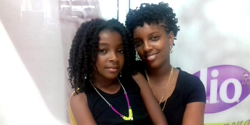 Video van Cherelice's Twist out met de Going Natural Haarproducten