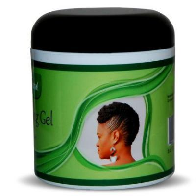 going natural hair gel