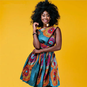 Robe africaine multi-usage
