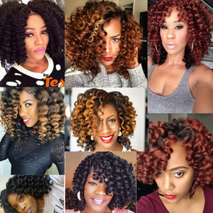 Curl Crochet Braids