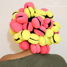 Afro Curlers - Rollers for Tender-Headed - rollers you can Sleep on
