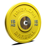 American Barbell Color KG Urethane Pro Series Plates - American Barbell Gym Equipment