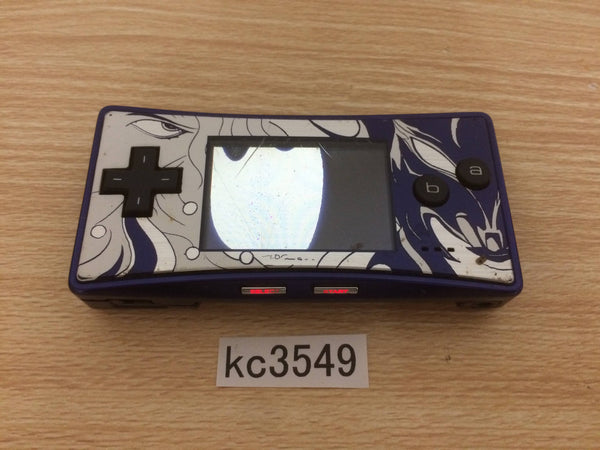 kc3549 Not Working GameBoy Micro Final Fantasy 4 Ver. Game Boy Console Japan