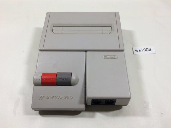 wa1909 AV NEW FAMICOM CONSOLE NES Japan