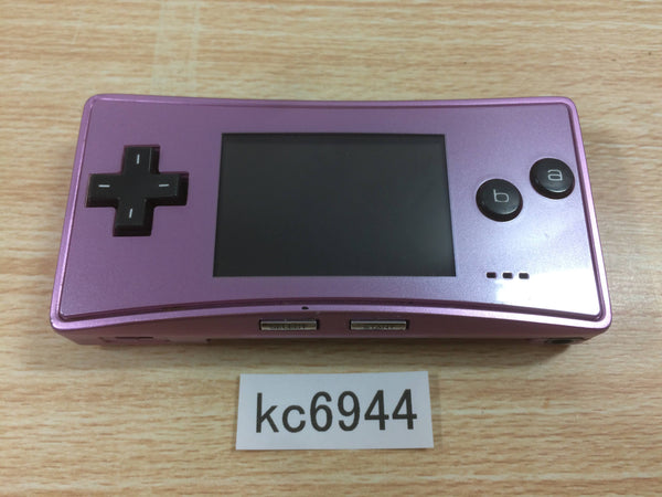 kc6944 Not Working GameBoy Micro Purple Game Boy Console Japan