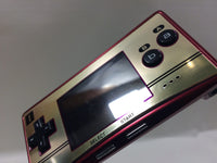 wa1863 GameBoy Micro Famicom Ver. BOXED Game Boy Console Japan
