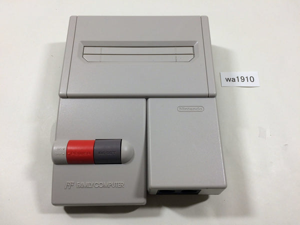 wa1910 AV NEW FAMICOM CONSOLE NES Japan