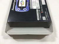 wa1875 Wonder Swan Crystal Blue Violet Console BOXED Bandai Japan
