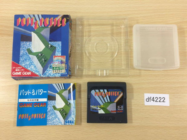 df4222 Putt & Putter BOXED Sega Game Gear Japan