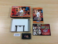 ub2223 Final Fight One BOXED GameBoy Advance Japan