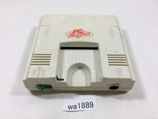 wa1889 PC Engine Console TurboGrafx Japan