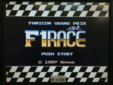 de9238 Famicom Grand Prix F-1 Race Famicom Disk Japan