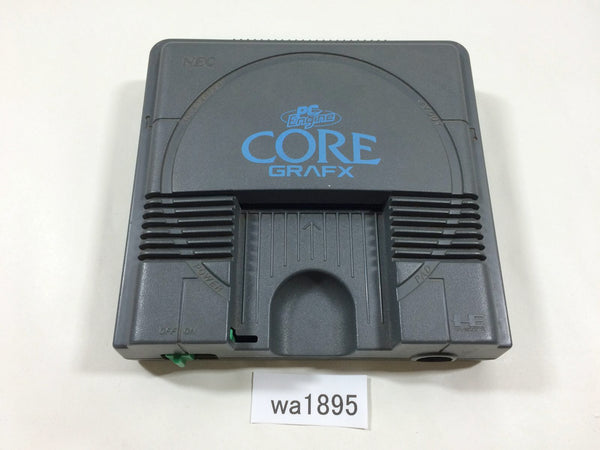 wa1895 PC Engine CoreGrafx Console TurboGrafx Japan