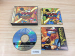 fc6662 Fire Prowrestling S 6Men Scramble Sega Saturn Japan