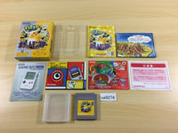 ua9274 Pokemon Pikachu Yellow BOXED GameBoy Game Boy Japan