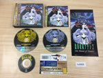 fc6669 Kidou Senkan Nadesico The Blank of 3 Years Sega Saturn Japan