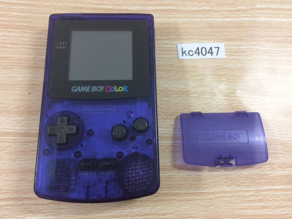 kc4047 Not Working GameBoy Color Midnight Blue Game Boy Console Japan