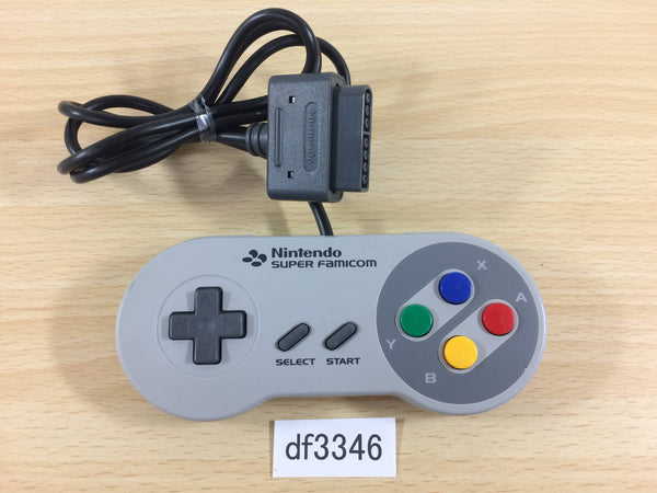 df3346 CONTROLLER FOR SUPER FAMICOM SNES CONSOLE Japan