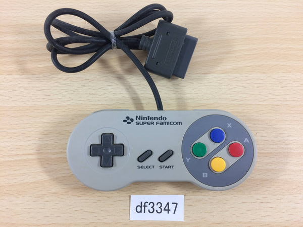 df3347 CONTROLLER FOR SUPER FAMICOM SNES CONSOLE Japan