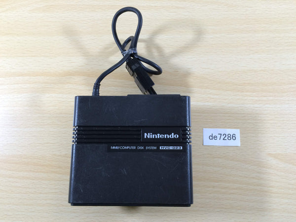 de7286 RAM Adapter for Famicom Disk System Console HVC-023 AV NES Japan