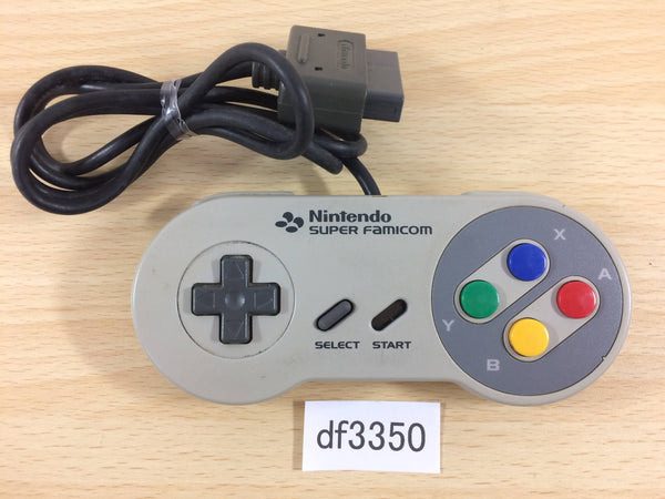df3350 Plz Read Item Condi CONTROLLER FOR SUPER FAMICOM SNES CONSOLE Japan