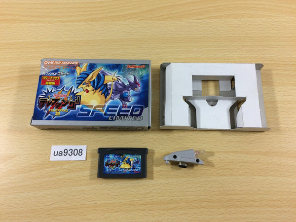 ua9308 Keitai Denju Telefang 2 Speed Limited BOXED GameBoy Advance Japan