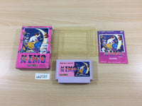 ub2737 Pajamas Hero Little Nemo BOXED NES Famicom Japan