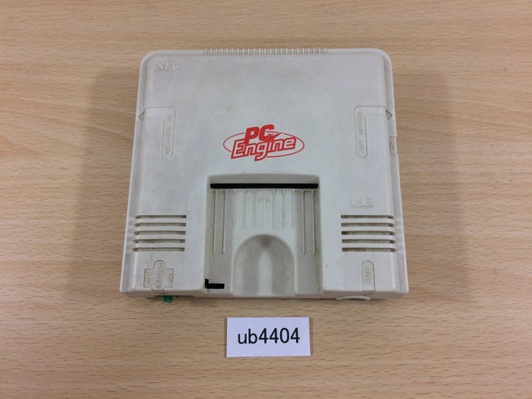 ub4404 PC Engine Console TurboGrafx Japan