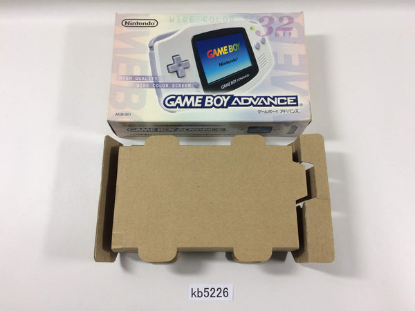 kb5226 GameBoy Advance Console Box Only Console Japan
