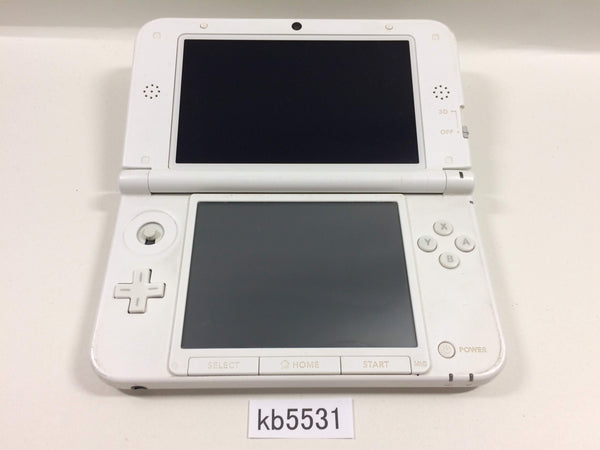 kb5531 Not Working Nintendo 3DS LL XL 3DS White Console Japan