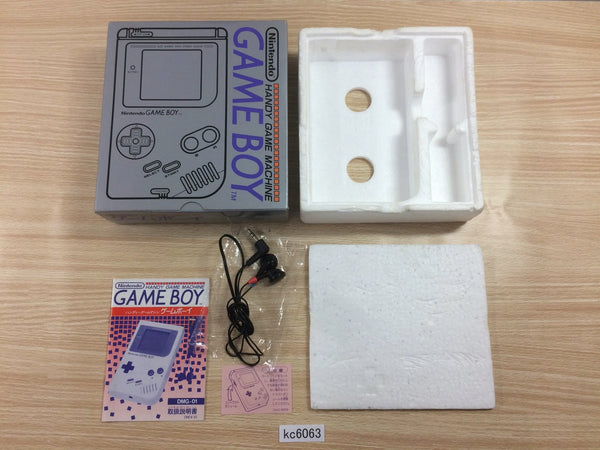 kc6063 GameBoy Original Console Box Only Console Japan