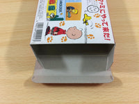 ub1013 Snoopy Concert BOXED SNES Super Famicom Japan