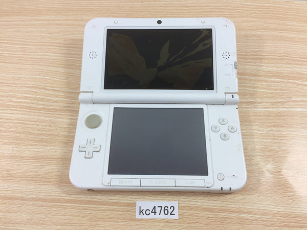 kc4762 Not Working Nintendo 3DS LL XL 3DS Pink White Console Japan