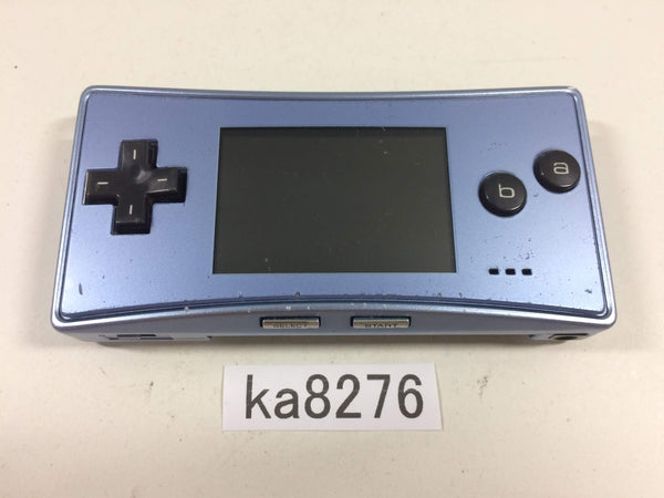 ka8276 Not Working GameBoy Micro Blue Game Boy Console Japan