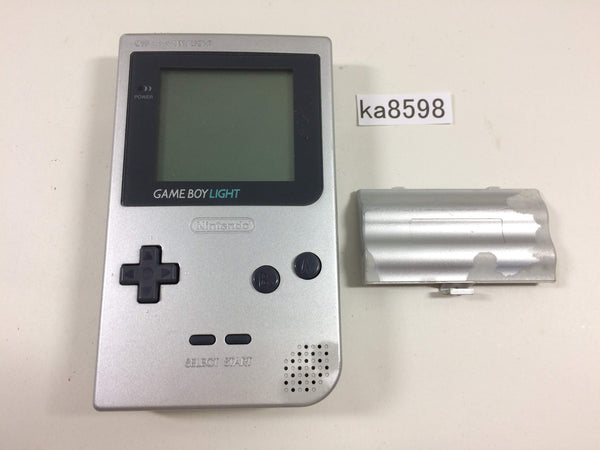ka8598 Not Working GameBoy Light Silver Game Boy Console Japan