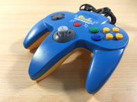 de3179 Nintendo 64 Controller Pikachu Blue & Yellow N64 Japan