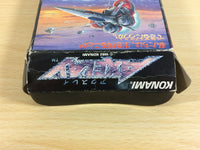 ua2466 Axelay BOXED SNES Super Famicom Japan