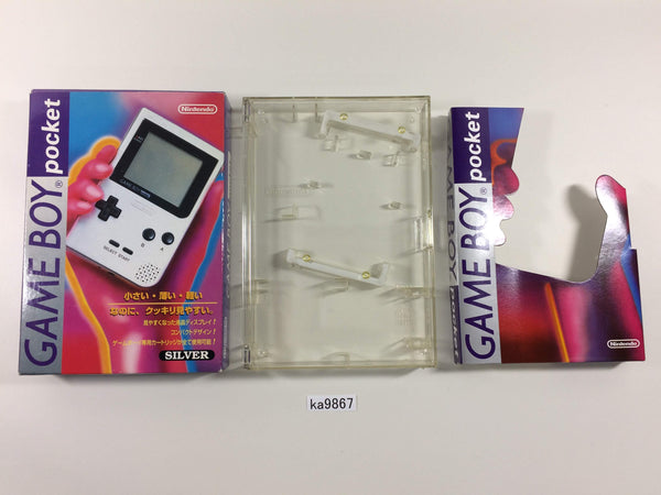 ka9867 GameBoy Pocket Console Box Only Console Japan