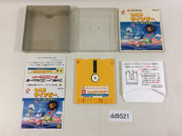 dd9521 Stinger Moero Twinbee BOXED Famicom Disk Japan