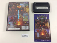 dd8532 Golden Axe II BOXED Mega Drive Genesis Japan