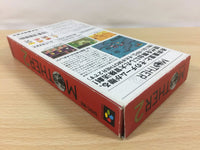 xa5449 Mother 2 EarthBound BOXED SNES Super Famicom Japan