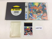 dd6732 Mashin Eiyuuden Wataru BOXED PC Engine Japan