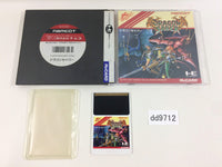 dd9712 Dragon Saber BOXED PC Engine Japan