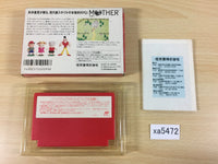 xa5472 Earth Bound Mother BOXED NES Famicom Japan