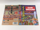 dd7498 Gain Ground BOXED Mega Drive Genesis Japan