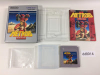 dd8014 METROID II 2 BOXED GameBoy Game Boy Japan