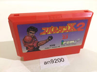 an9200 Spartan X2 NES Famicom Japan