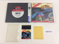 dd8761 Galaga '88 BOXED PC Engine Japan